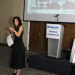 Lorna Somers, McMaster University presents at the 9th Annual Doing Well by Doing Good Advisor Philanthropy Conference ~ Burlington, ON ~ June 21, 2017
